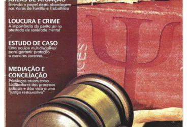 Entrevista para Revista Psicologia Jurídica