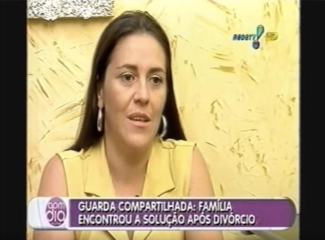 Entrevista para o programa Bom Dia Mulher